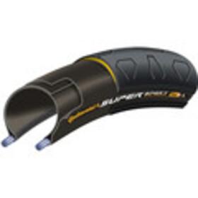 Continental Super Sport Plus Band 700 x 25C draadband, black